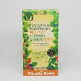 비타민하우스 멀티비타민 웰플러스 1250mg x 60정