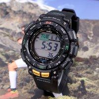 스타샵 PRG-240-1 카시오 프로트렉 전자시계 솔라파워 등산시계 태양전지 산악용시계