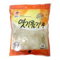 뚜레반 엿기름가루 1kg/국산엿기름100%