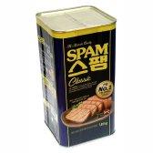 CJ제일제당 백설 스팸 햄캔 1.81kg