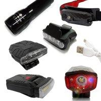 초경량 LED 캡라이트 헤드랜턴 캠핑랜턴 손전등 모자후레쉬 낚시랜턴 UV 야광펜