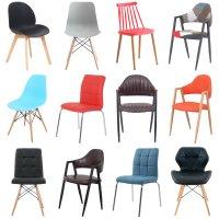 1+1 카페 인테리어 의자 디자인 체어 에펠