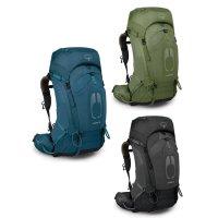 오스프리 등산 백패킹 트레킹 여행 산행 배낭 ATMOS AG 65 정품 남성용