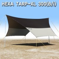 캠프타운 헥사타프 HEXA TARP XL-300