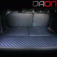 신형퀼팅 4D 자동차 트렁크매트 + 2열등받이 차박매트 전차종