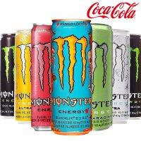 [코카콜라] 몬스터 에너지 355mlx24캔 /신제품입고/ 파라다이스 그린 울트라 시트라 파이프라인 펀치 음료수 에너지드링크