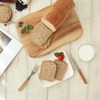 맛있는 통밀 식빵 건강빵 곡물빵 비건