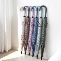 비스토어 8k 모던 클래식 장우산 튼튼한 예쁜 고급 대형 우산