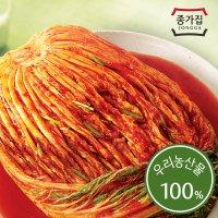 [종가집] 행복이온 포기김치10kg (소백)