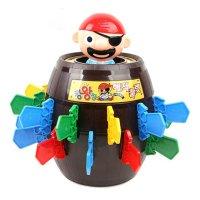 킹왕짱 두근두근 해적룰렛 복불복 게임 장난감