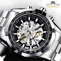 볼란체 남자시계 오토매틱 명품디자인 손목시계