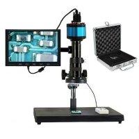 금속현미경 20~800배율 산업용 현미경
