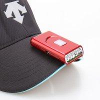 충전식 캡라이트 헤드랜턴 낚시 LED후레쉬
