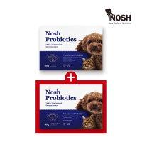 뉴트라라이프 노쉬 프로바이오틱스 강아지 고양이 유산균 60포
