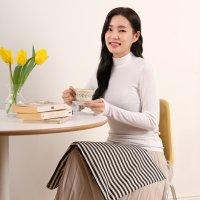 제스파 스트라이프 허리 무릎 어깨 배 전기 온열 찜질기 SHP6751