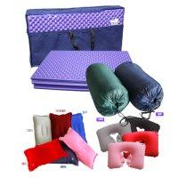 캠핑매트 침낭 에어베개 캠핑세트