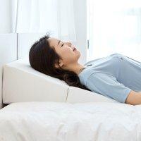 [위편한베개] 역류성식도염, 위산역류 방지, 침대등받이, 임산부베개 웨지필로우