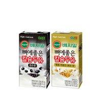 베지밀 뼈에좋은 칼슘 두유 시리즈 190mlx48팩,식사대용,선물용