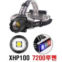 XHP100 헤드랜턴 울트라코어 RJ9900 헤드램프/해루질 낚시 캠핑 산업현장용 써치 후레쉬