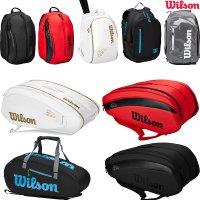 윌슨 페더러 테니스 가방 백팩 2단 3단 9팩 12팩