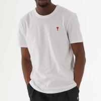 아미 하트 반팔 티셔츠 (7 컬러)