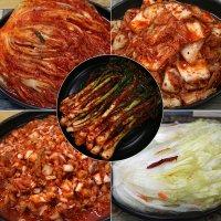 수입김치 10kg / 식당,업소용 중국산 김치모음
