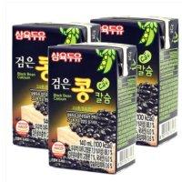 삼육두유 검은콩칼슘 140mlx72팩