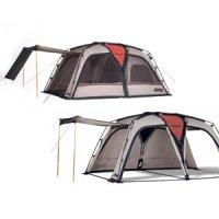 지프 21년형 캠핑 5인용 거실형 사계절 텐트 난연 발수성능 포레스트 브이 루프포함