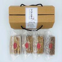 [강남누룽지 선물세트] 이천쌀 현미 간식용 4종