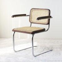 [인블루가구] 세스카암체어 인테리어 라탄의자