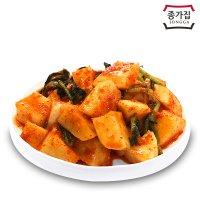 종가집 총각김치 5kg 무김치 김장 알타리