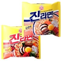 진라면 순한맛20+매운맛20/40봉지