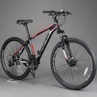 오투휠스 몬스터 입문용 MTB 자전거 알루미늄 시마노 21단 27.5인치