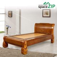 스페이스집 2000 싱글 돌침대 흙침대 온열 온돌 황토 숯 S 1인용 침대