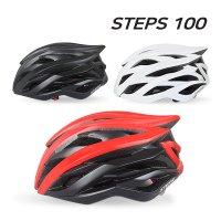 자전거헬멧 엠모터스 스텝스100 성인용 인몰드 고급형 MTB 로드 전기 자전거