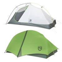 니모 캠핑 백패킹 트레킹 초경량 사계절 2인용 텐트 뉴 호넷 스톰 2P 정품 데크펙 증정