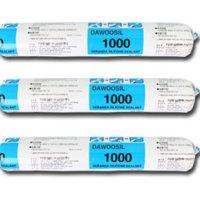 베란다용 다우 1000 실리콘 창호용 실란트 소세지 1박스