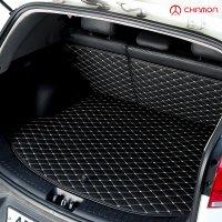 차모아 자동차 4D 퀄팅 트렁크매트 전차종