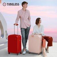 타임리스 트윙클 18인치 20인치 24인치 26인치 수화물용 확장형 가벼운 여행용 캐리어