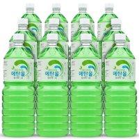 샤인 식물성 에탄올 워셔액 1.8L 12개