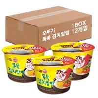 오뚜기 컵밥 톡톡 김치알밥 1박스(222gX12개) 20%UP