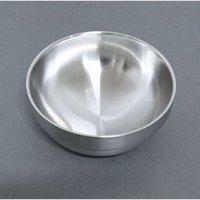 무광 이중 스텐그릇 식기 모음 / 업소용 스텐접시 냉면기 컵 찬기 그릇 탕기