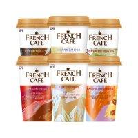 프렌치카페 컵 커피 카푸치노 200ml 10입