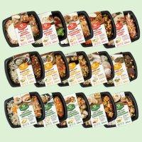 (10+10) 다즐샵 식단 도시락 15종 10팩+10팩