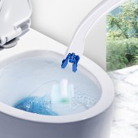 간편한 일회용 변기클리너 변기솔 변기세정제 화장실청소