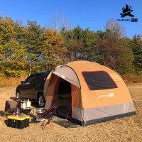 차박 텐트 도킹텐트 캠핑지구 가이아 트렁크 차량용 쉘터 suv 캠핑