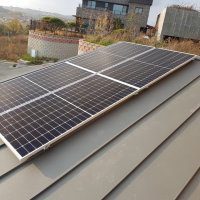LG전자 375W 3KW 고출력 태양광패널(모듈) 전국 설치