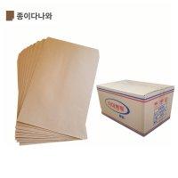 양면 서류봉투 B5,A4,B4 500매 1000매 1박스 각대 규격 행정 대봉투