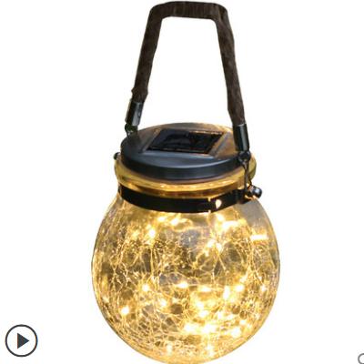 태양열 야외 조명 램프
