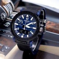 프로트렉 PRG-650YL-2 2D 2DR 남성 솔라 등산 스포츠 시계